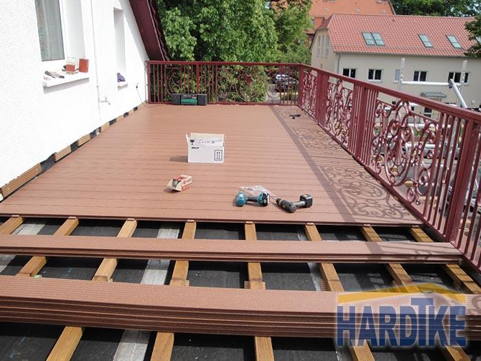 Leistungen Terrassenarbeiten